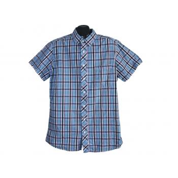 Рубашка мужская в клетку DRESSMANN, L