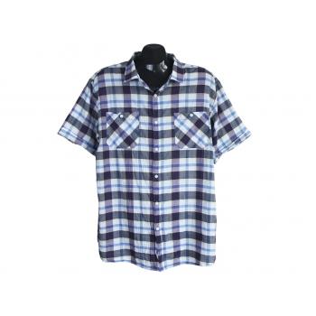Рубашка в клетку мужская CEDAR WOOD STATE, XL