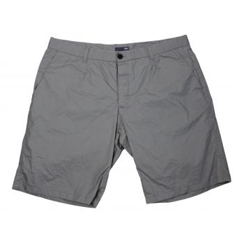 Мужские серые шорты H&M W 36