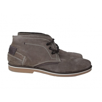 Ботинки замшевые мужские коричневые G.ALEX LOUIS 44 размер