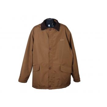 Куртка мужская демисезонная коричневая ATLAS FOR MEN, XXL