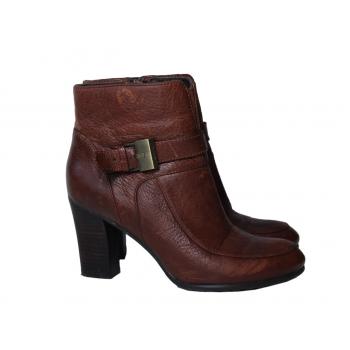Ботинки кожаные женские GEOX 37 размер