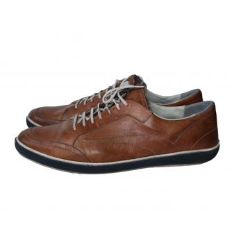 Туфли кожаные мужские FLORIS VAN BOMMEL 47 размер