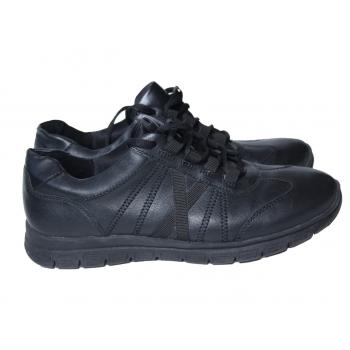 Женские черные кожаные туфли MEDICUS 39 размер