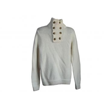 Мужской шерстяной светлый свитер MATINIQUE, XL