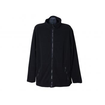 Кофта мужская флисовая черная TCM WEATHER GEAR, XL