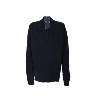 Пуловер с шалевым воротником мужской JACK & JONES PREMIUM, L