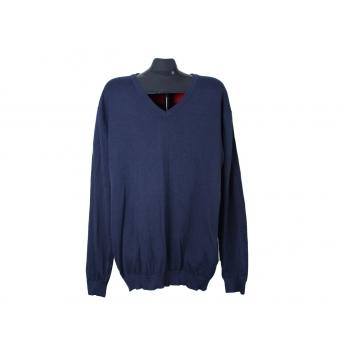 Пуловер синий мужской JACK & JONES PREMIUM, XL