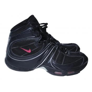 Мужские черные кроссовки NIKE AIR MAX 41 размер