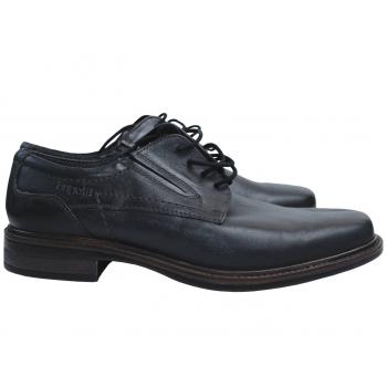 Мужские кожаные туфли BUGATTI 41 размер