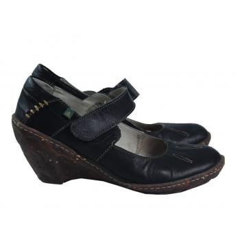 Женские кожаные туфли EL NATURALISTA 39 размер