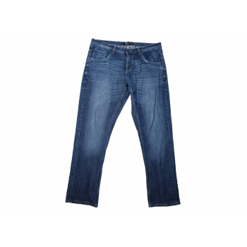 Джинсы синие мужские IDENTIC STRAIGHT W 40 L 34