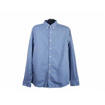 Рубашка мужская в клетку TOMMY HILFIGER NEW YORK FIT, L