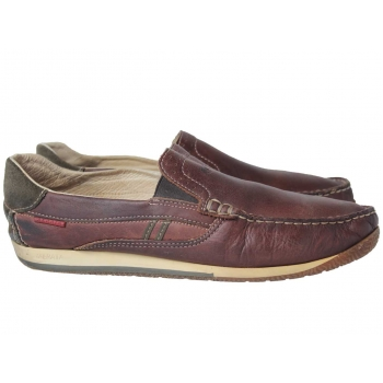 Мокасины мужские кожаные GRISPORT AERATA 41 размер