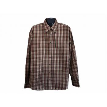 Мужская рубашка в клетку CANDA COLLECTION AT & C & A, XXL