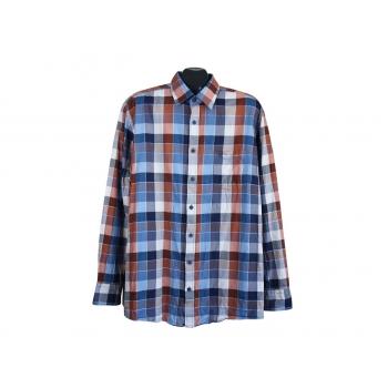 Рубашка в клетку мужская CASA MODA SPORT, XXL