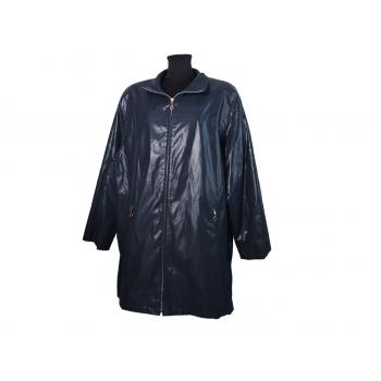 Куртка демисезонная женская синяя размера EURO 48