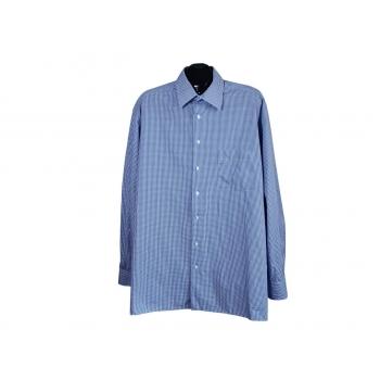 Рубашка мужская в клетку NOBEL LEAGUE, XXL