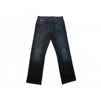 Джинсы мужские синие G-STAR RAW DENIM W 34 L 34