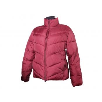Куртка зимняя женская красная TOM TAILOR, M