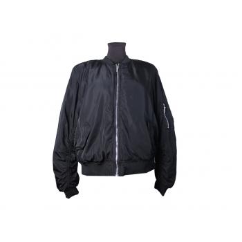 Бомбер женский черный H&M, XL