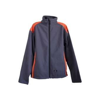 Куртка на молнии мужская KOMPAS SOFTSHELL, XXL