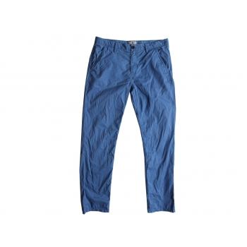 Брюки чинос мужские синие TIMBERLAND W 34 L 32