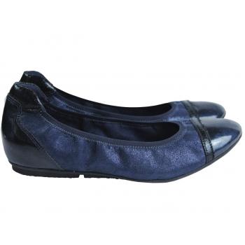 Балетки женские синие TAMARIS 36 размер