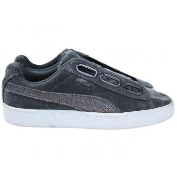 Кроссовки замшевые для девочки 9-12 лет PUMA 36 размер