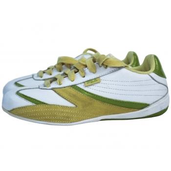 Кожаные кроссовки для девочки FILA 36 размер
