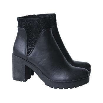 Ботинки челси кожаные женские CLOSER BY CHAUSSEA 39 размер