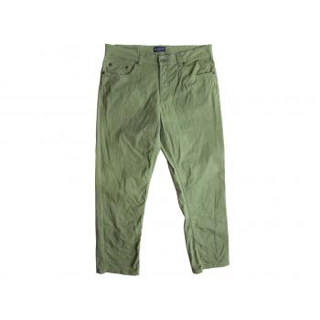 Брюки чинос мужские зеленые BIAGGINI W 34 L 30