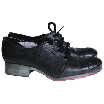 Ботинки кожаные женские PEPE JEANS 37 размер