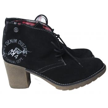 Ботинки замшевые женские S.OLIVER 38 размер