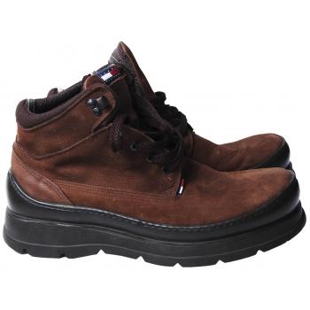Ботинки мужские кожаные TOMMY HILFIGER 45 размер