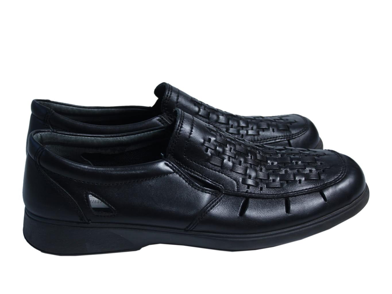 Туфли кожаные мужские летние ROHDE 44 размер