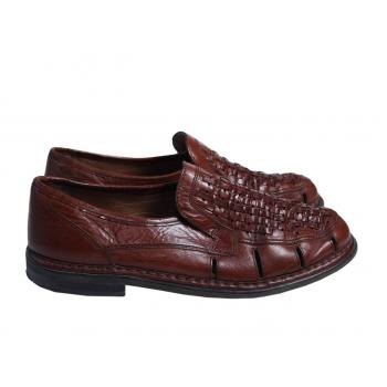 Туфли кожаные мужские летние SIOUX 45 размер