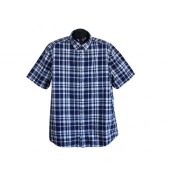 Рубашка мужская в клетку ESPRIT SLIM FIT, XXL