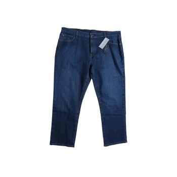 Джинсы синие мужские TOMMY HILFIGER STRETCH STRAIGHT W 42 L 30