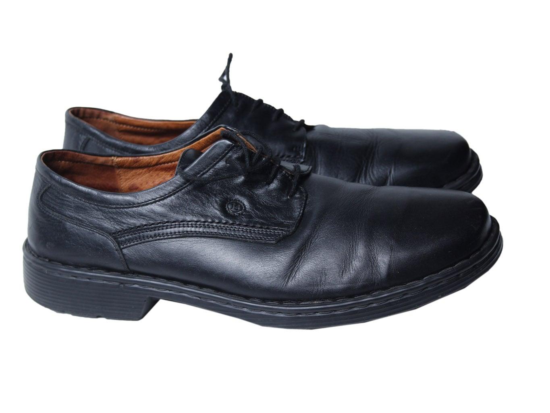 Туфли кожаные мужские JOSEF SEIBEL 47 размер