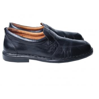 Лоферы кожаные мужские WILD FOOT 42 размер