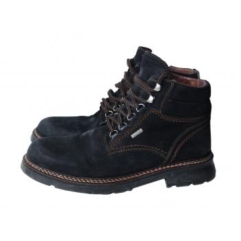Ботинки замшевые женские на меху GIORGIO VENUTI 39 размер