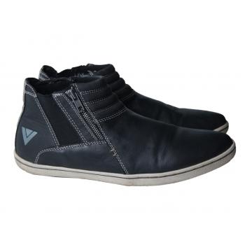 Ботинки кожаные мужские повседневные VENICE INSPIRED 43 размер