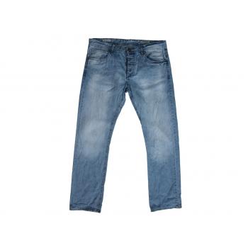 Джинсы голубые мужские JACK & JONES COMFORT FIT W 36 L34