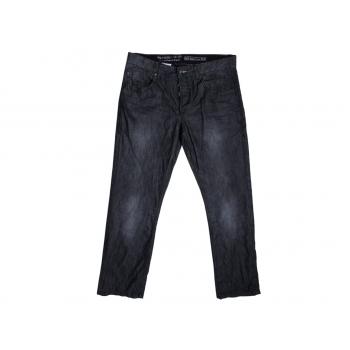 Джинсы мужские черные URBAN DISTRICT W 34 L 32