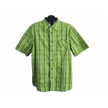 Рубашка мужская зеленая CRIVIT OUTDOOR, XXL