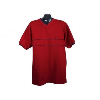 Футболка красная мужская быстросохнущая NIKE, XL