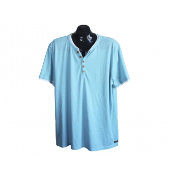 Футболка голубая мужская ESPRIT, XL