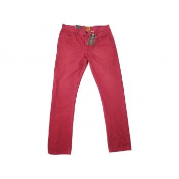 Джинсы красные мужские PETROL INDUSTRIES STRAIGHT FIT W 36 L 36