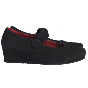 Туфли замшевые женские THERESIA M 38 размер